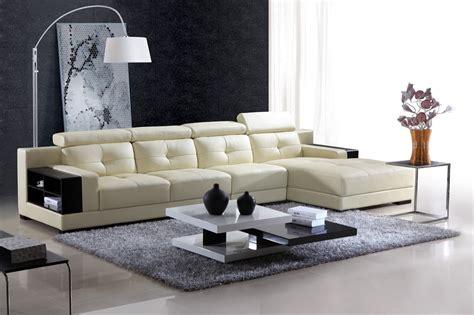 salon canapé d angle canape d angle cuir salon pantema canape