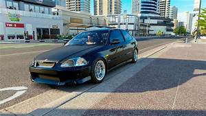 Honda Civic Type R 1997 : forza horizon 3 1997 honda civic type r youtube ~ Medecine-chirurgie-esthetiques.com Avis de Voitures