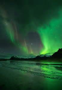 Aurora Borealis Northern Lights Iceland