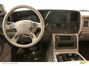 2006 Chevrolet Suburban Ltz 1500 4x4 Gray  Dark Charcoal
