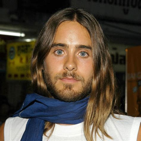 The Jared Leto Haircut   Men's Hairstyles   Haircuts 2017