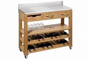 Meuble Appoint Cuisine : meuble vin ~ Melissatoandfro.com Idées de Décoration