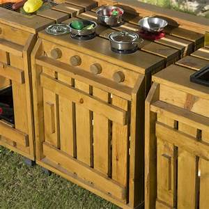 Outdoor, Kitchen, Set-, Oven