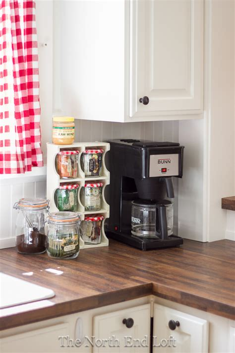 Check out how easy it is to build a coffee caddy with our reclaimed materials. The North End Loft: DIY Tea Caddy