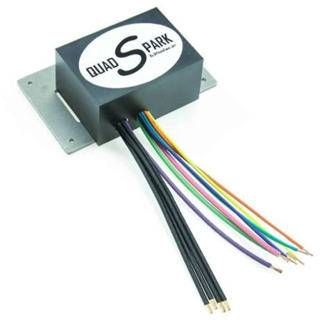 Quadspark Four Channel Ignition Module