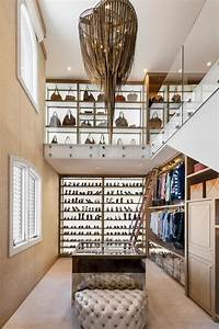 Walk In Closet : two story walk in closet with built in home office 2015 fresh faces of design awards hgtv ~ Watch28wear.com Haus und Dekorationen