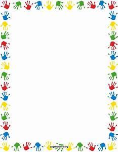 handprint-border-watermarked.jpg (2550×3300)   school ...