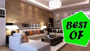 Modern Living Room Interior Design - YouTube