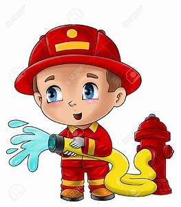 firefighter kids clipart - Clipground