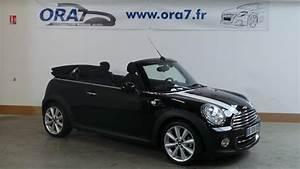Mini Cooper Noir : mini cabrio cooper pack chili ba occasion lyon neuville sur sa ne rh ne ora7 ~ Gottalentnigeria.com Avis de Voitures