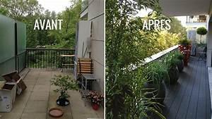 avant apres une terrasse moderne et urbaine dans l39air With amenagement exterieur terrasse maison 10 avant apras une nouvelle veranda pour rajeunir la maison