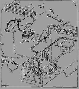 Hydraulic Dump  D02  - Amt John Deere Amt 600 - Amt