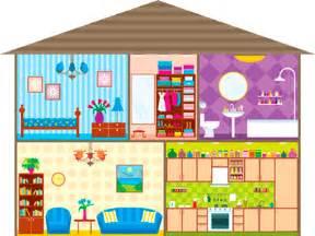 dessin pieces maison