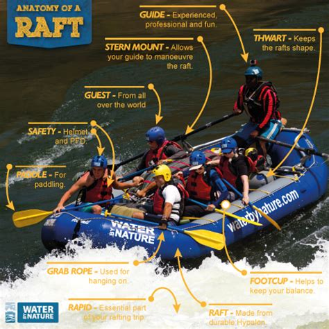 Parts Of Rafting Boat by Anatomy Of The Whitewater Raft Kayaking And Rafting