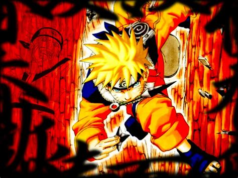 Naruto Shippuden Wallpaper Wallpaper With The Title Naruto