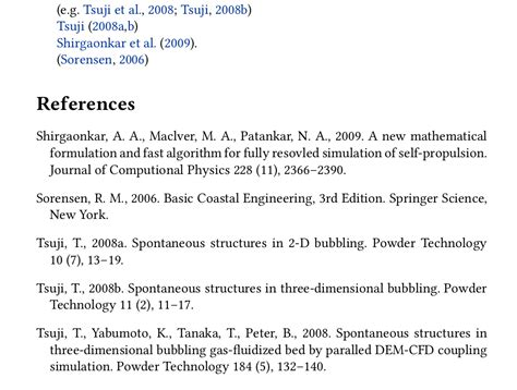 Reference List Sle by Punctuation How To Modify Apa Biblatex Style To Look Like Quot Elsarticle Harv Quot Style Tex