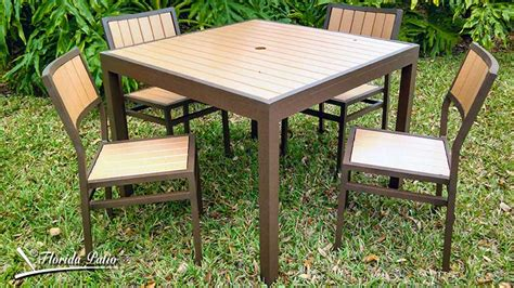 eco wood collection florida patio outdoor patio