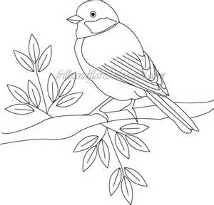 Bird Hand Embroidery Patterns