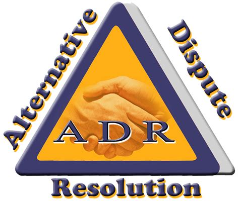 adr awards alternative dispute resolution adr