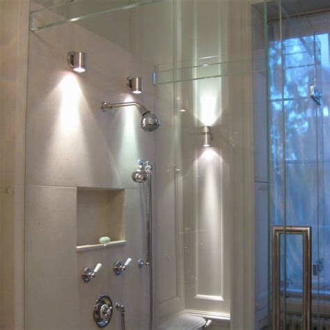 lighting ideas wall lights for bathroom shower with