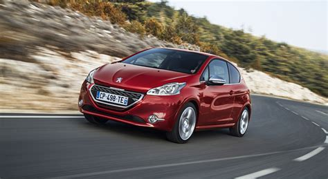 Peugeot 208 Modification by Modifications Sur La Gamme Peugeot 208 Et 2008 Tarif 13e