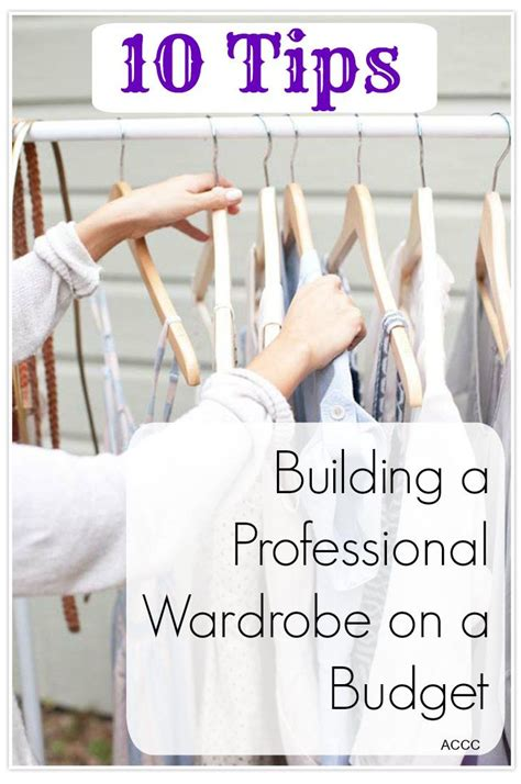 Wardrobe Basics On A Budget by Need A More Professional Wardrobe For Your New Here