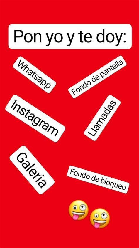 Whatsapp es una aplicación que ha surgido como un medio para enviar mensajes instantáneos que nos permite comunicarnos con amigos, familiares o con esa. Pin de Sol Aphril en WhatsApp/Instagram | Juegos para ...
