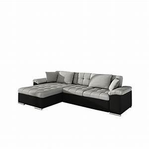 Großes Sofa Günstig : mirjan24 gro es design ecksofa diana eckcouch mit bettkasten und schlaffunktion elegante couch ~ Indierocktalk.com Haus und Dekorationen