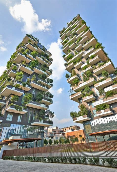 Image Result For Green Tropical Architecture High Rise