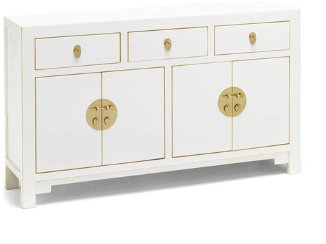 Large Classic Chinese Sideboard