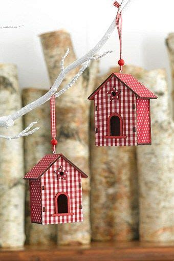 christmas birdhouse decorations almofadas bird