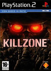 Killzone (2004) PlayStation 2 box cover art - MobyGames