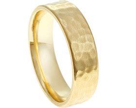 hammered wedding rings harriet kelsall