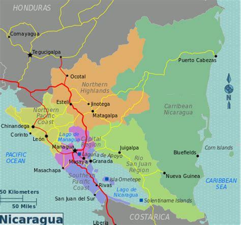 Nikaragva - Turistični vodnik - Wiki.Potnik.si