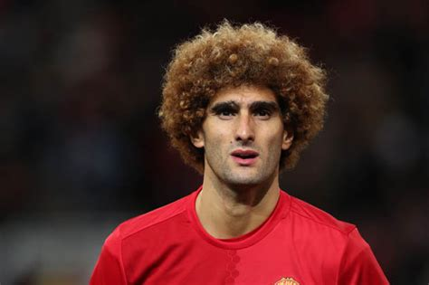 Marouane Fellaini Man United Man Talks Jose Mourinho