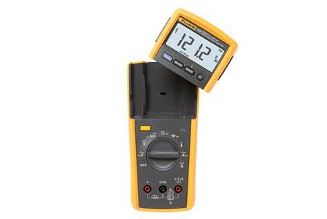 fluke cl meter multímetro fluke 233 tester digital de pantalla remota