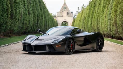 This Ferrari Laferrari Cavallo Infernale Is A Dark Unicorn