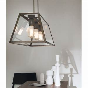 Suspension Industrielle Ikea : l mpara suspensi n industrial con 3 luces london il fanale ~ Teatrodelosmanantiales.com Idées de Décoration