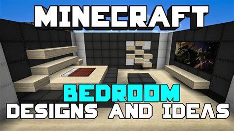 minecraft bedroom design ideas minecraft bedroom designs ideas