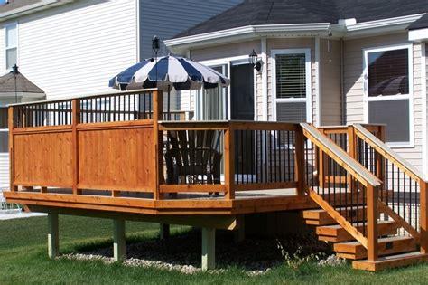 southeastern michigan  custom decks photo gallery