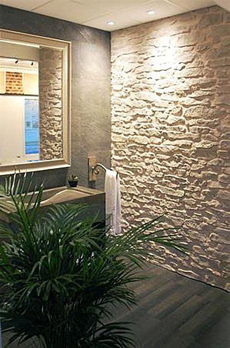 Wandgestaltung Mit Naturstein by Badezimmer Wandgestaltung Mit Stein Lajas Badezimmer Mit
