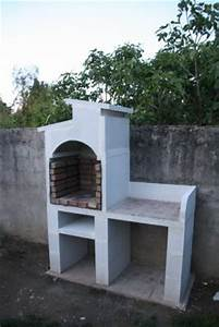 construction d39un barbecue en beton cellulaire 16 messages With beton cellulaire exterieur barbecue