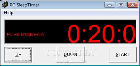 Sleep Timer by Pc Sleeptimer Download