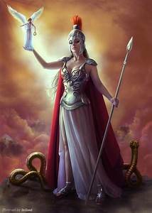 Athena (Minerva) – Greek Goddess of Wisdom and War ...