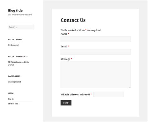 The 7 Best Free And Premium Contact Form Plugins For