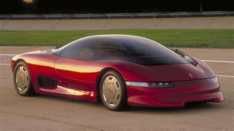 Meet Six Of 1985's Finest Concept Cars