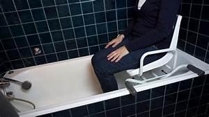 Siege De Baignoire : si ge de bain pivotant youtube ~ Melissatoandfro.com Idées de Décoration