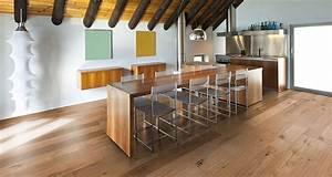 Parkett In Küche : parkett in der k che geht das ~ Markanthonyermac.com Haus und Dekorationen