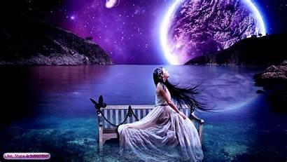 Fantasy Dreams Moonlight Epic