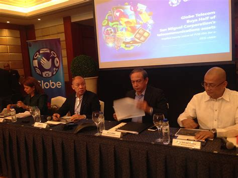 San Miguel Selling Telco Assets To Pldt, Globe